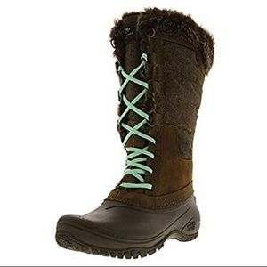 NWOT The North Face Women's Shellista II Tall Boot